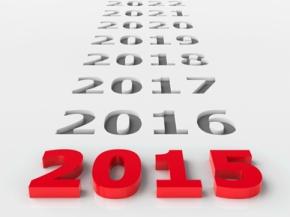Tendências em 2015