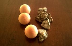 pedras A
